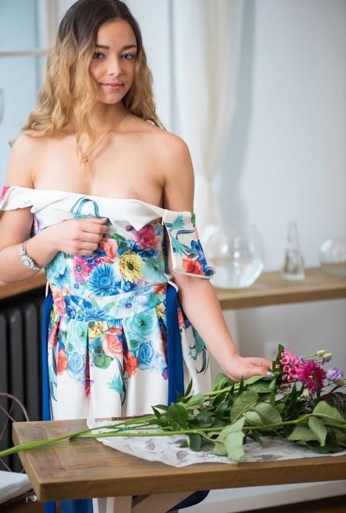 ラトビア美女モデルのヌード画像 2