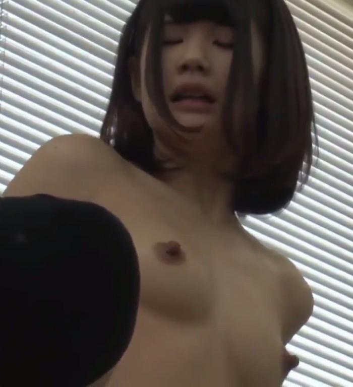 美微乳美少女のセックス画像 2