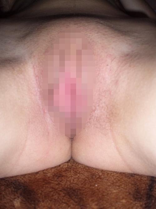 美乳なロシアのガールフレンドを撮影したプライベートヌード画像 12