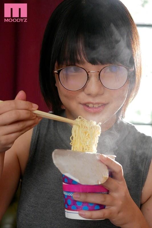 新人19歳 メガネっ娘Hカップ巨乳女子大生デビュー ~眼鏡はガード固め、おっぱいはガードゆるゆるで隙だらけ~ 初愛ねんね 1