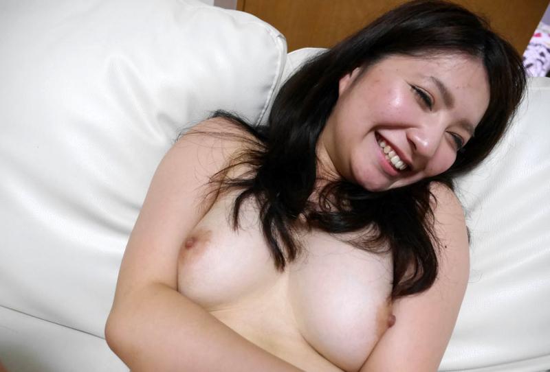 ちょいポチャ素人美女のハメ撮り画像 8