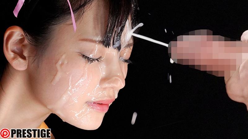 顔射の美学 12 美女の顔面に溜まりに溜まった白濁男汁をぶちまけろ!! 八掛うみ 11