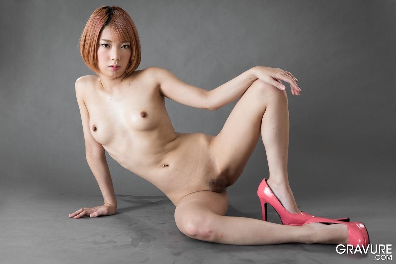 Cカップスレンダー美女のヌード画像 6