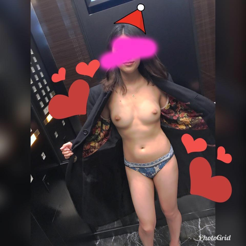 美乳な美人女子大生のプライベートヌード画像 2