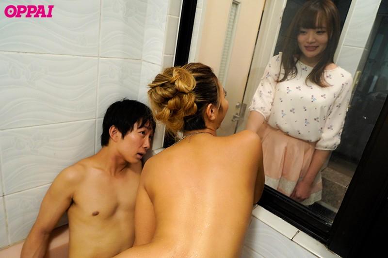 彼女のお姉さんは巨乳と中出しOKで僕を誘惑 蘭華 4