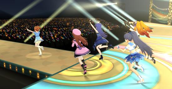 【ミリシタ】Glow Mapの駆け出すシーンで大喜利するスレ