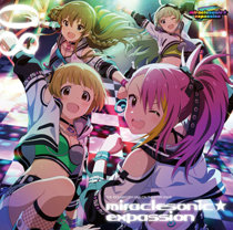 【Amazon.co.jp限定】THE IDOLM@STER MILLION THE@TER WAVE 08 miraclesonic★expassion(メガジャケット付)