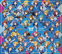 【Amazon.co.jp限定】THE IDOLM@STER  MILLION THE@TER WAVE 10 Glow Map(メガジャケット付) CD+Blu-ray, 限定版