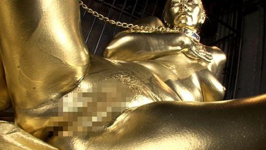 金粉ヌード画像 50