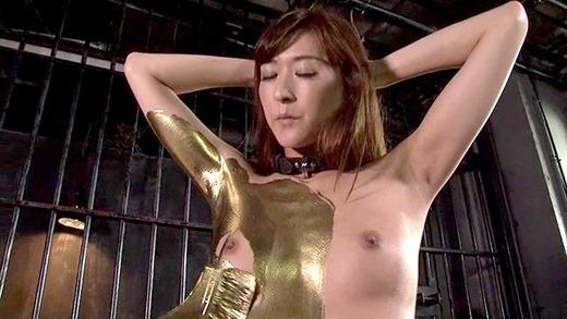 金粉ヌード画像 56