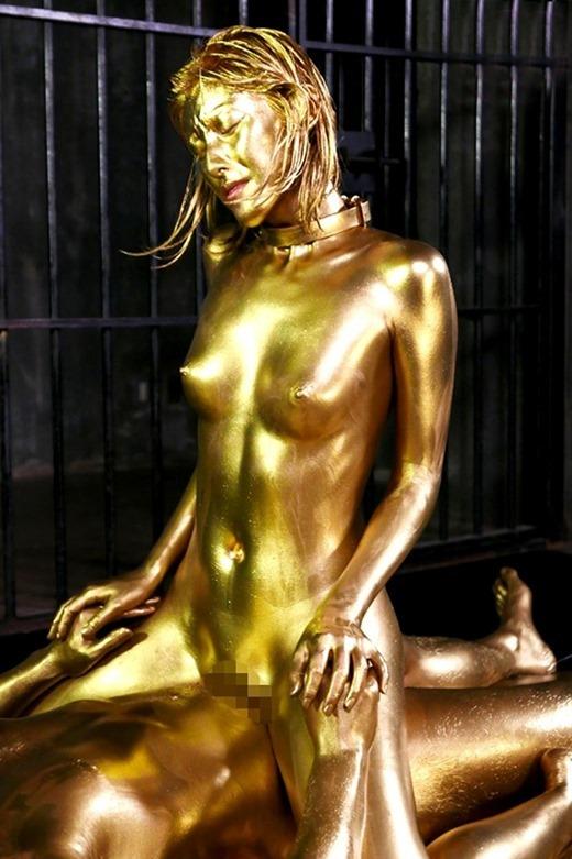 金粉セックス画像 04