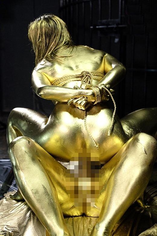金粉セックス画像 06