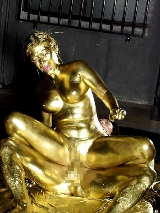 金粉セックス画像 07