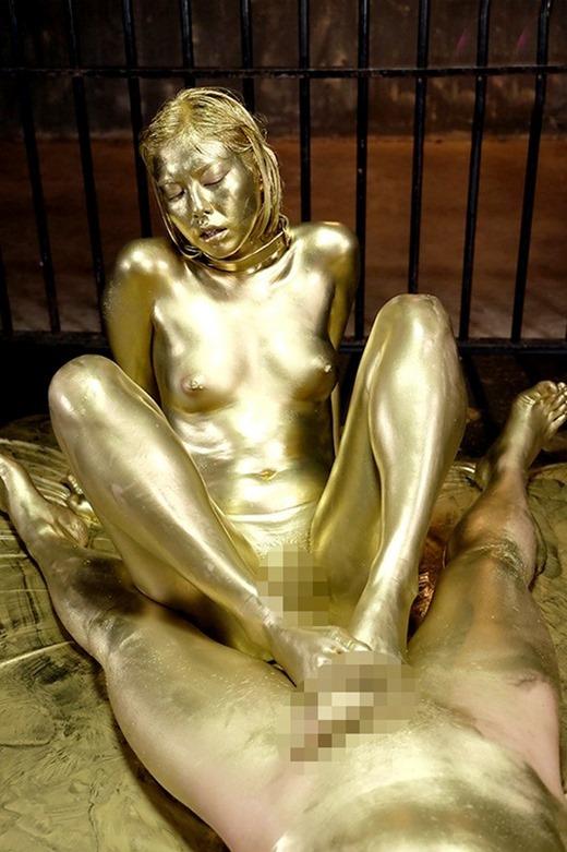金粉セックス画像 09