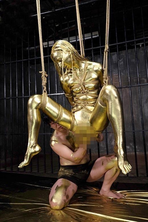 金粉セックス画像 10