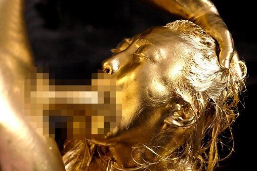 金粉セックス画像 12