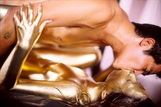 金粉セックス画像 18