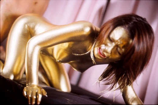 金粉セックス画像 19