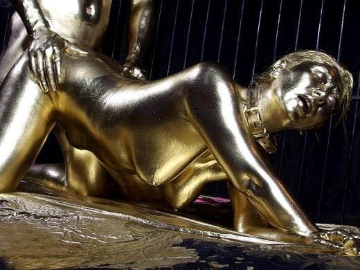 金粉セックス画像 24