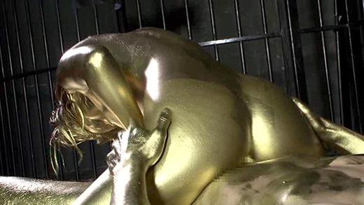 金粉セックス画像 26