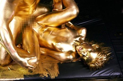 金粉セックス画像 31