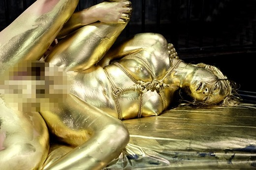 金粉セックス画像 36