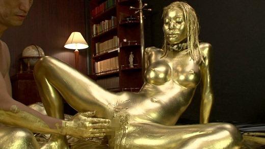 金粉セックス画像 42