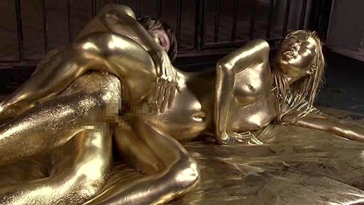 金粉セックス画像 49