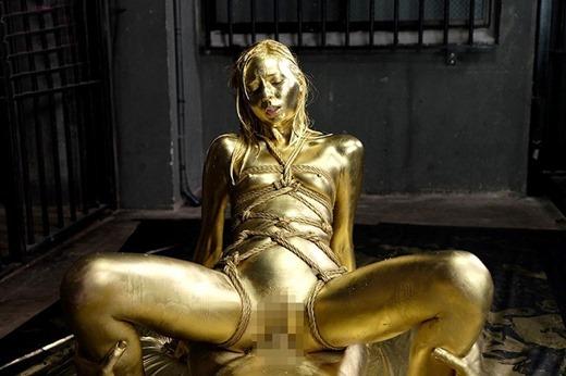 金粉セックス画像 50
