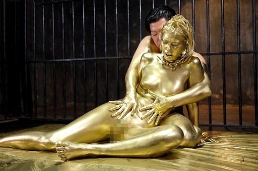 金粉セックス画像 51