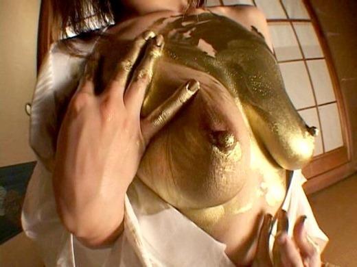 金粉セックス画像 56
