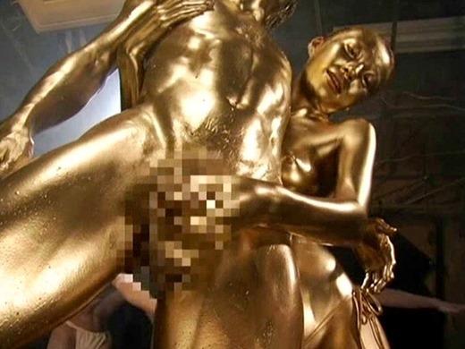 金粉セックス画像 65