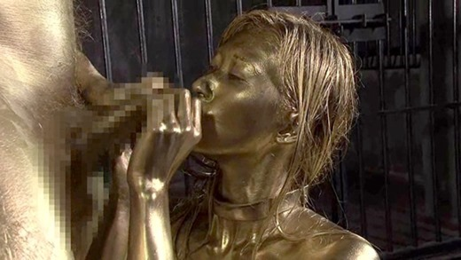 金粉セックス画像 69