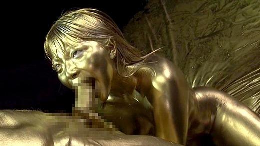 金粉セックス画像 71