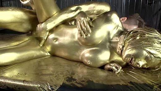 金粉セックス画像 73