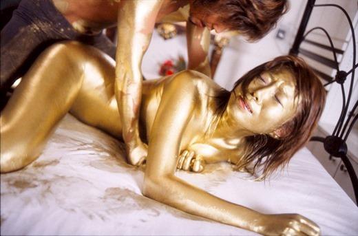 金粉セックス画像 77