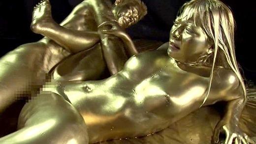 金粉セックス画像 78