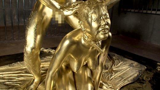 金粉セックス画像 85