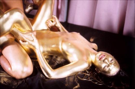 金粉セックス画像 86