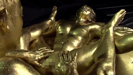 金粉セックス画像 90