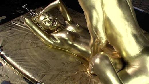 金粉セックス画像 91