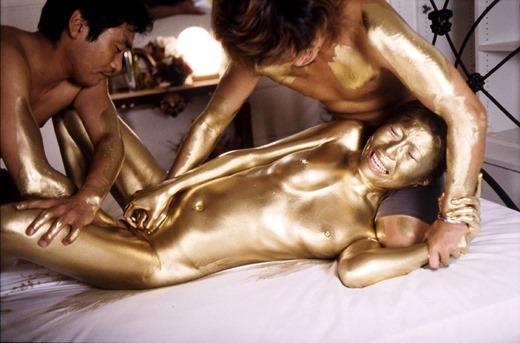 金粉セックス画像 92