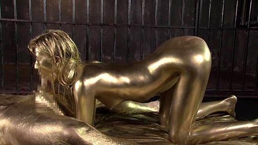 金粉セックス画像 95