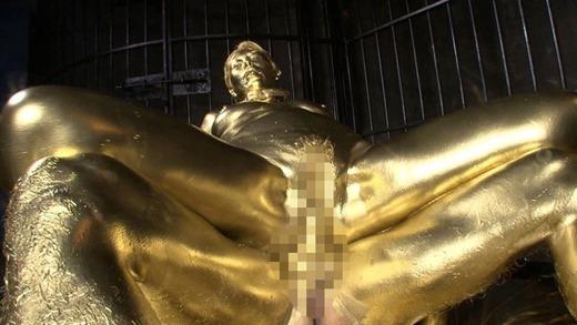 金粉セックス画像 96