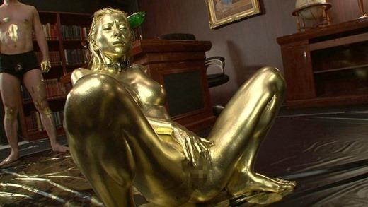 金粉セックス画像 98