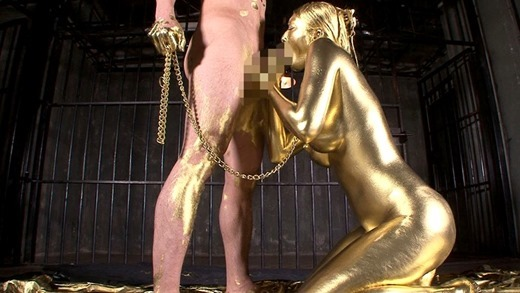 金粉セックス画像 100