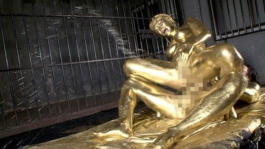 金粉セックス画像 101