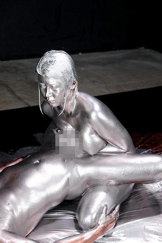 金粉セックス画像 102