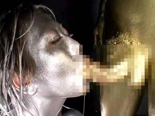金粉セックス画像 105