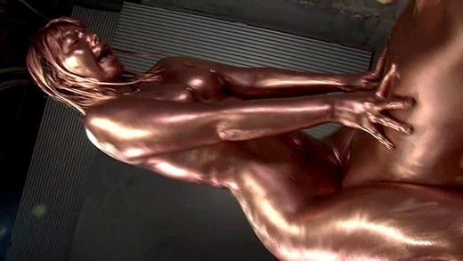 金粉セックス画像 125